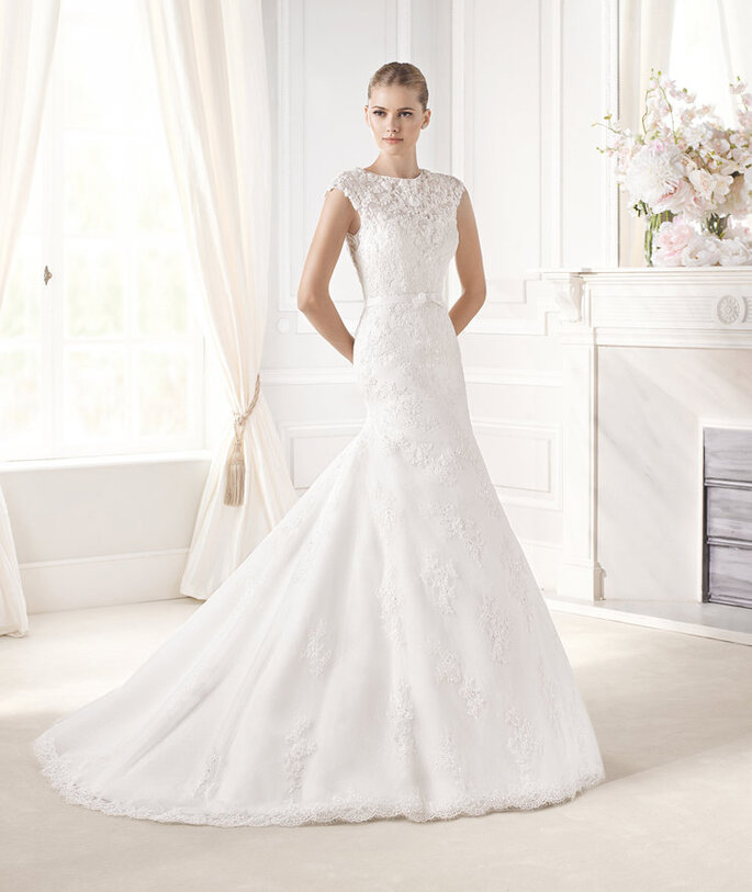 Hochzeitskleid Pronovias 2015 EVELIA_B