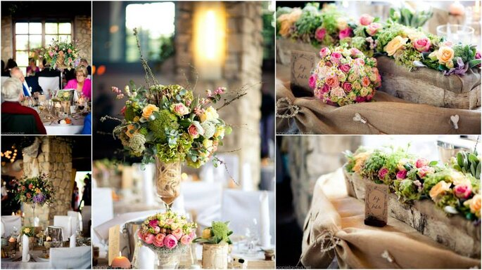 Aranżacja kwiatowa: Magda Urbankowska Flower Concept