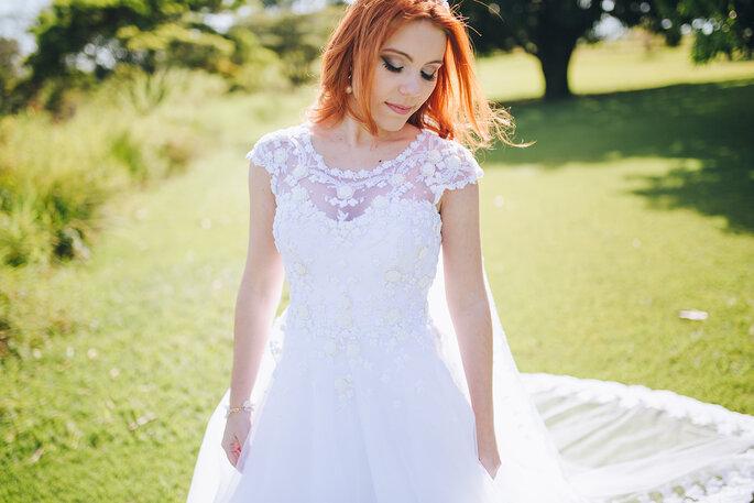vestido noiva Londrina