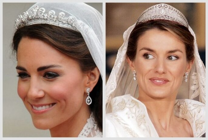 Kate Middleton y Letizia