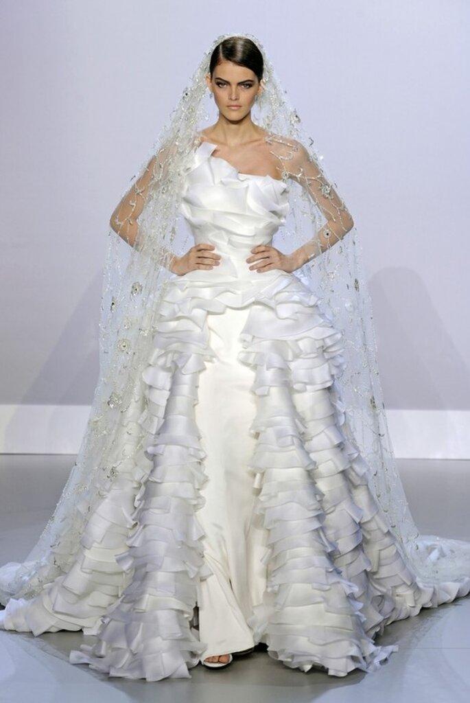 Los vestidos de novia alta costura que nos robaron el aliento este 2014 - Foto Ralph & Russo