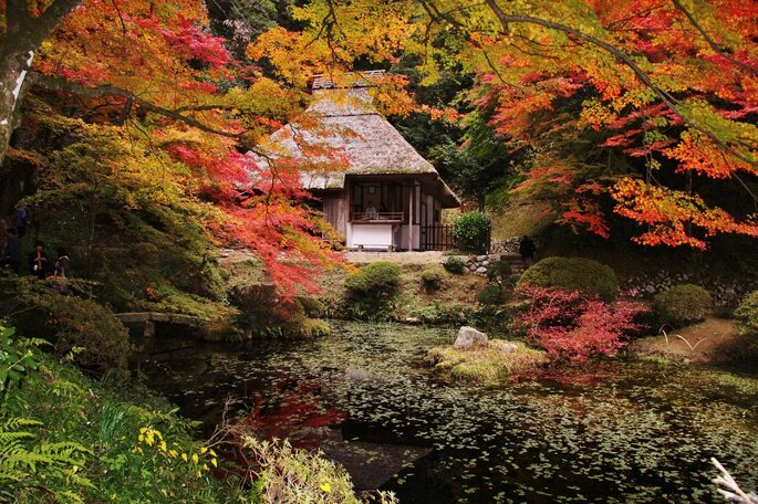 Photo : Office de Tourisme National du Japon