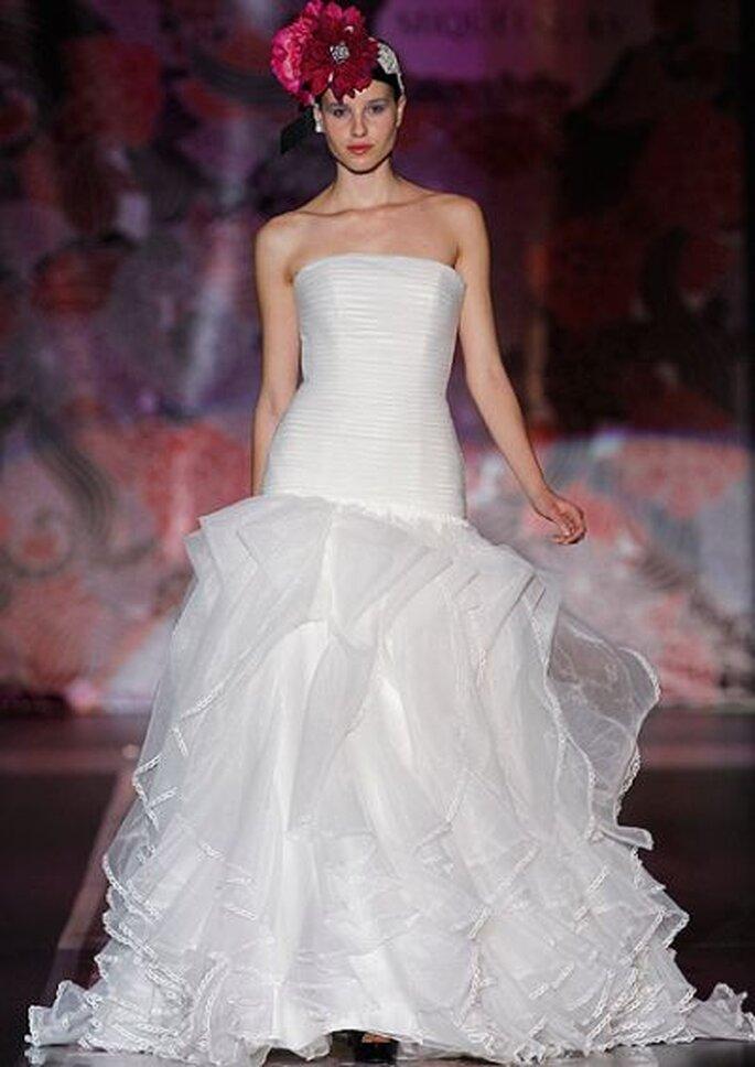 Brautrobe von Miguel Suay