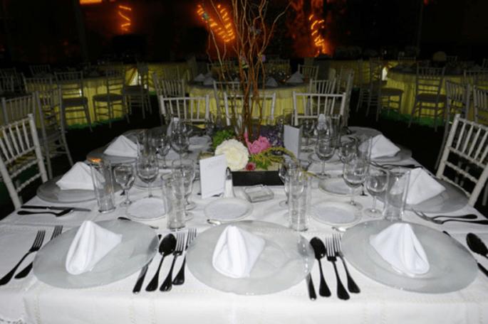 Decoración personalizada para el estilo de tu boda - Foto Grupo Montblanc