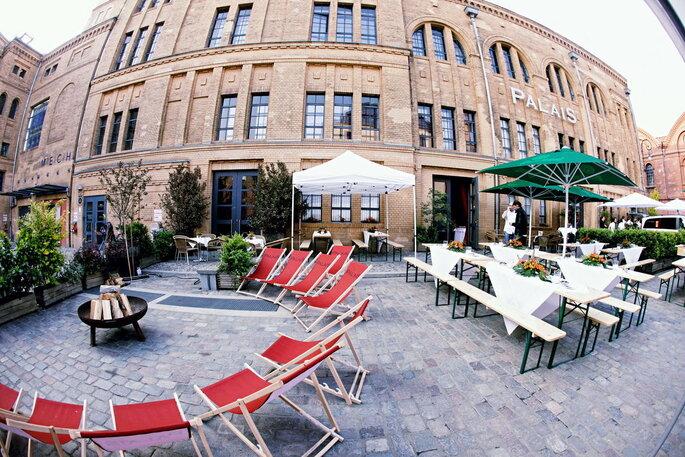 Location Palais Kulturbrauerei