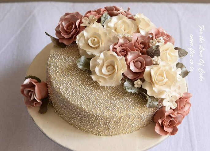 Photo Source: For the love of cake