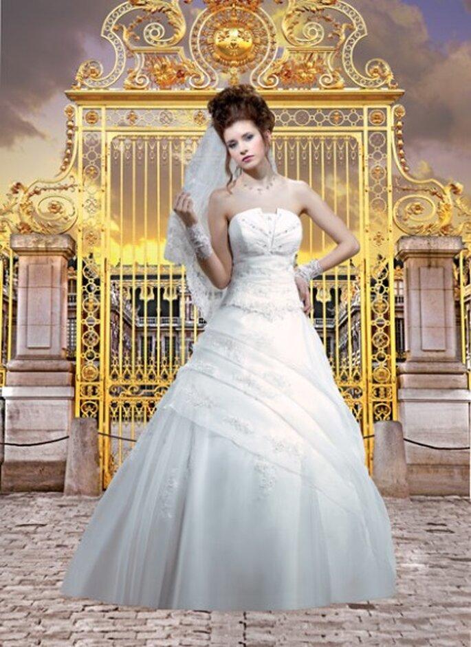 Robe de mariée Col 124-27 - Collector 2012