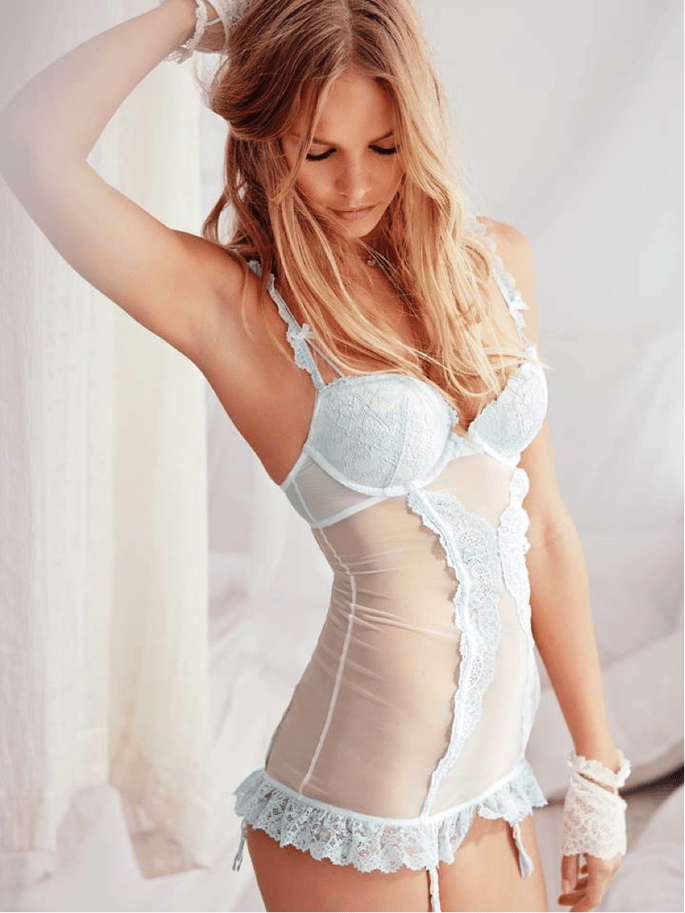 lingerie para noiva