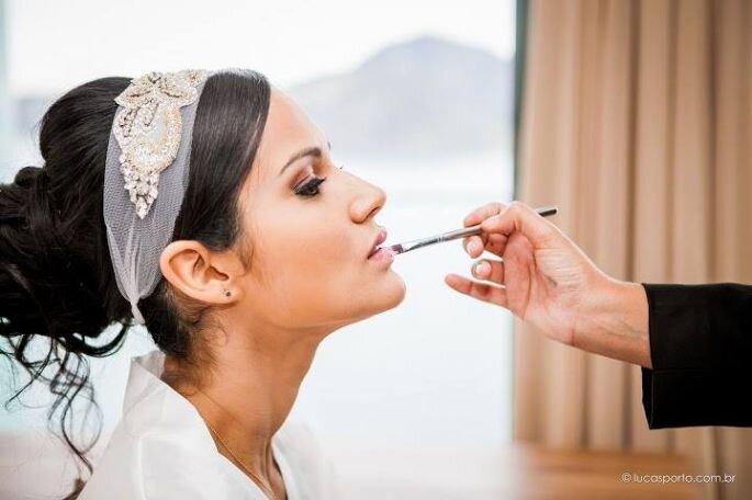 Angela Ribeiro Make up & Hair - Foto Lucas Porto