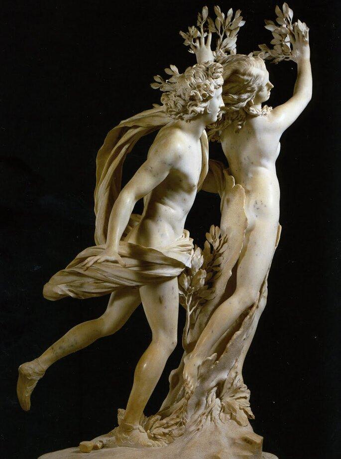 Apolo y Dafne, de Bernini
