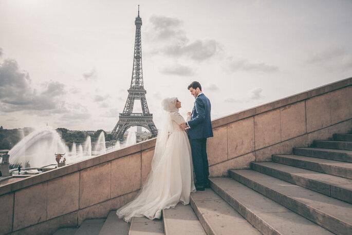 Jennifer Buckle - Photographe de mariage - Paris