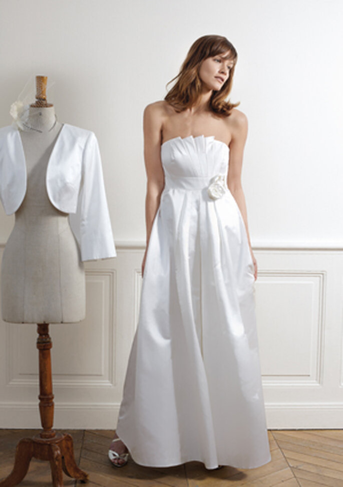 Robes de mariée 1.2.3 : chic, simple et pas cher !