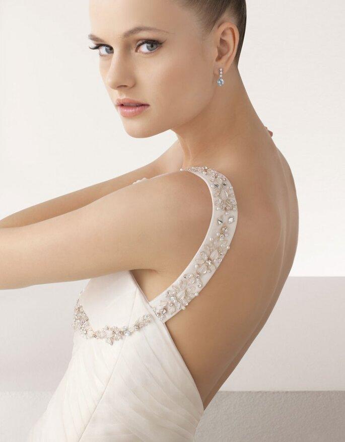 Vestido de novia Loida, Rosa Clará