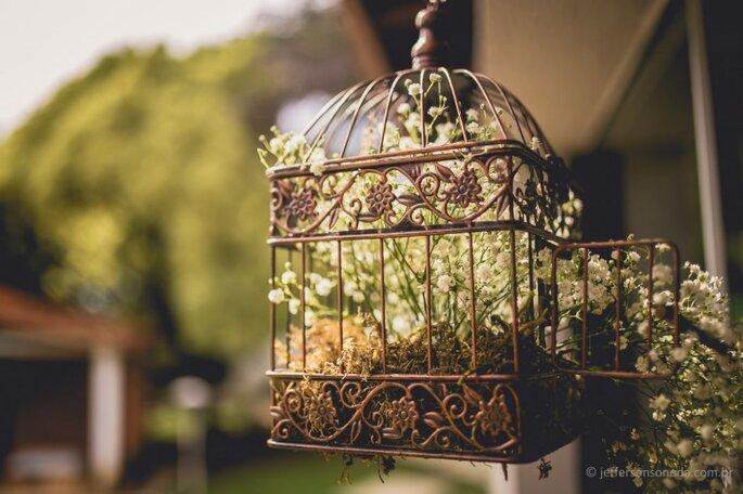 detalhes casamento vintage decoração em cobre
