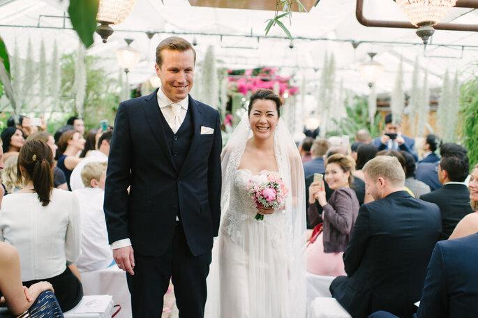 Zweisprachige Hochzeit planen