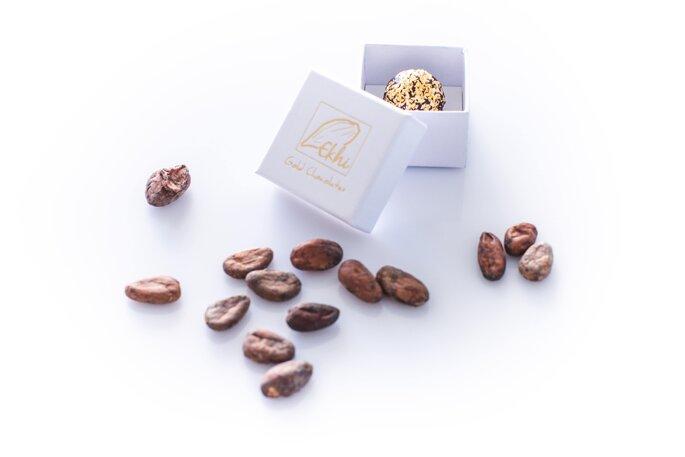 Ekhi Gold Chocolates