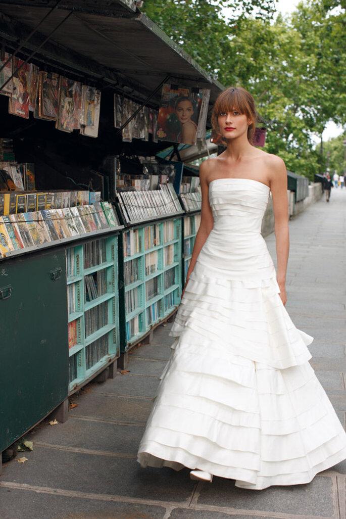 Robe de mariée Les privées Cymbeline 2011 - Herenie