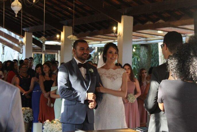 casamento no Espaço Cantareira