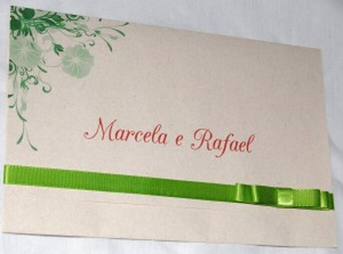 Convites de casamento - colordesignconvites.blogspot.com
