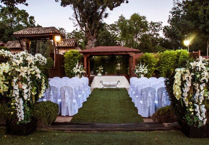 Los 10 mejores lugares para una boda rustic chic en madrid - Sitios para bodas en madrid ...