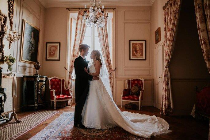 Lieu de réception pour votre mariage, Château de Denonville, Eur-et-Loir