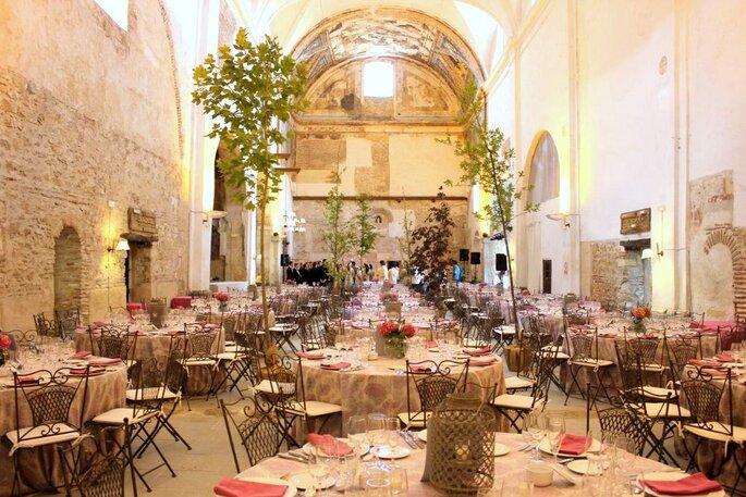 Abadía de Párraces finca bodas Segovia