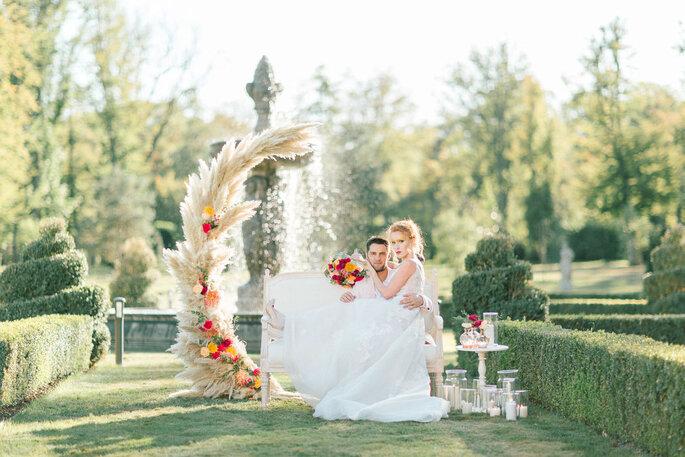 Wedding planner pour un mariage à Lyon