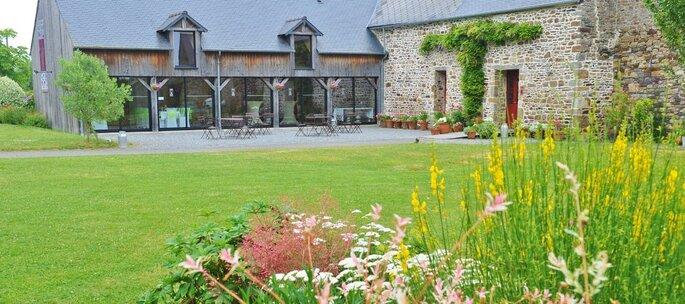 Domaine de Chanteloup - Lieu de réception mariage - Ille-et-Vilaine