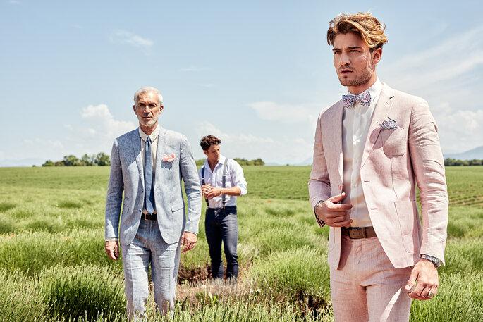 Father & Sons, boutique de prêt à porter et de costumes de marié à Paris