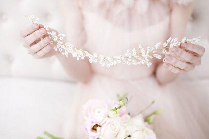 Украшение невесты Saxar Accesories