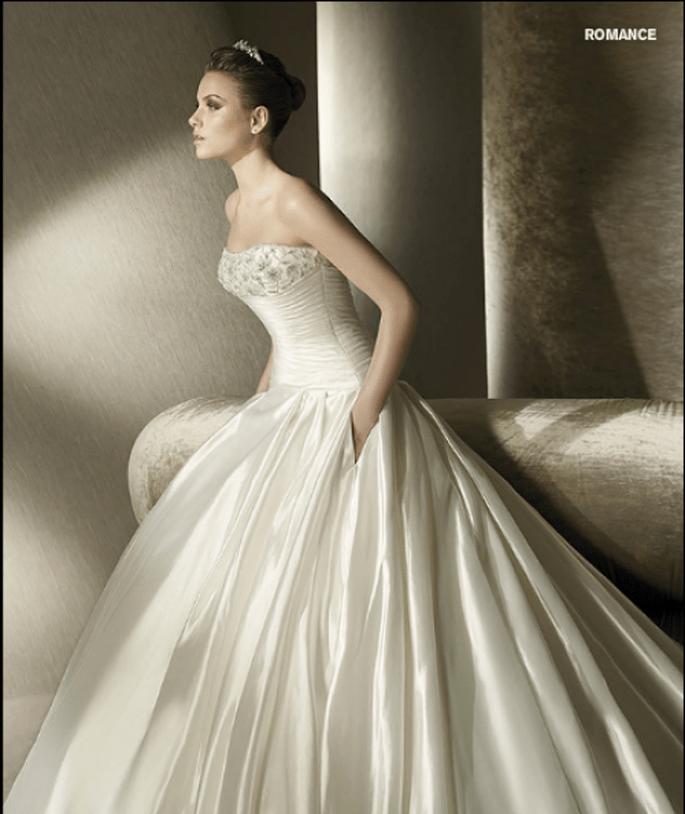 Vestido de novia Romance, St Patrick