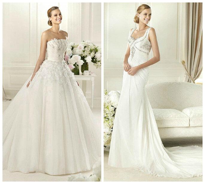 suknie ślubne piękne