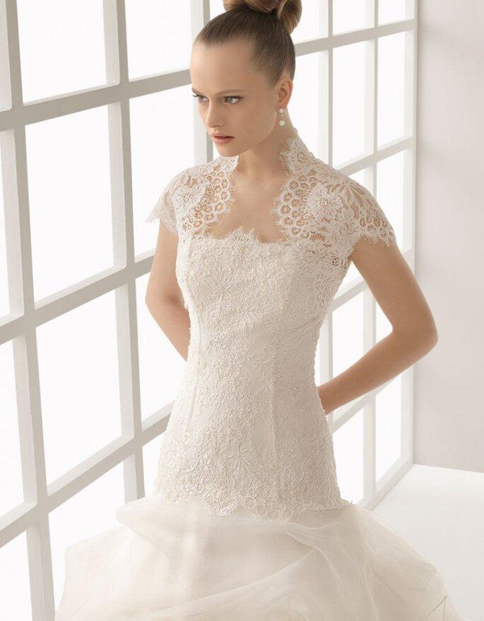 Vestido de novia Lisbeth, Rosa Clará