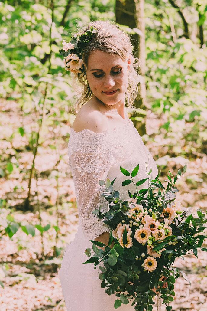 Foto: Mooi Bruidspaar - Bruidsfotografie
