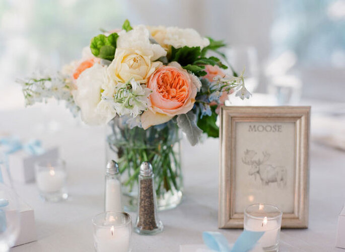 Una boda en ivory - Carrie Patterson Photography