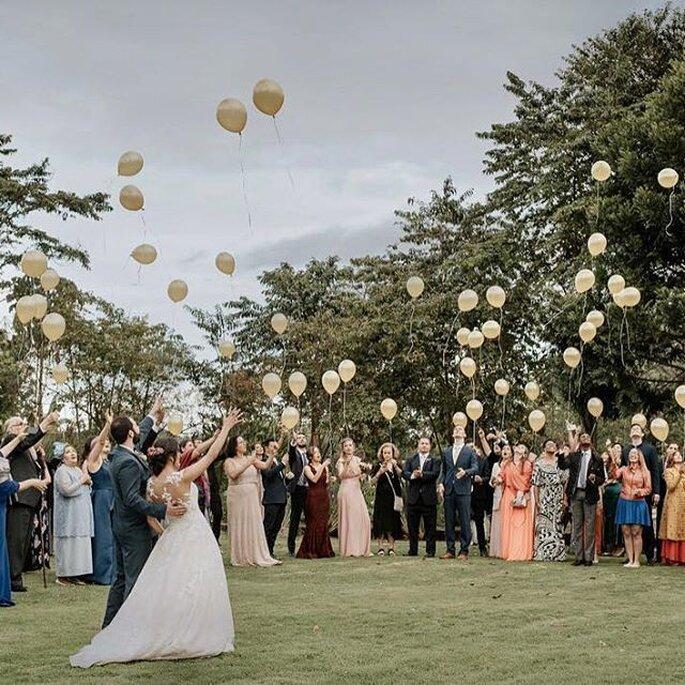 Hacienda Pozo Chico ceremonia boda
