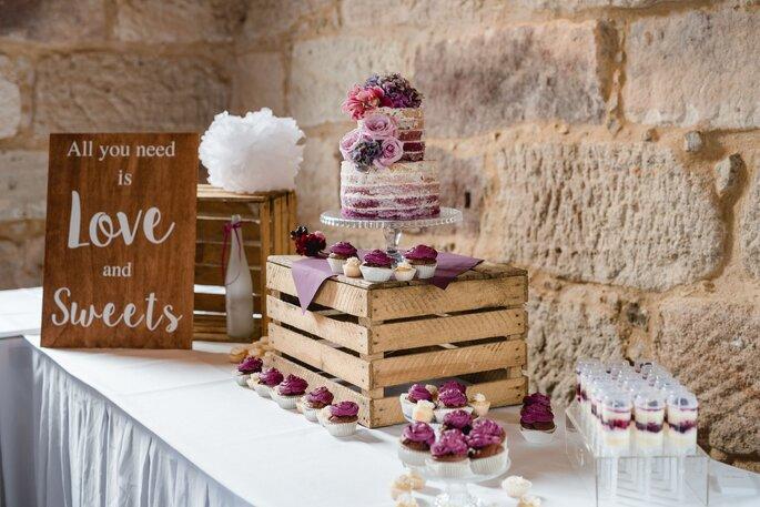 Kiehl Wedding Hochzeitsplanung Sweettable
