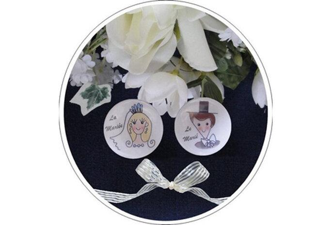 20% de réduction pour les lecteurs Zankyou sur lachat de badges Jour de bonheur