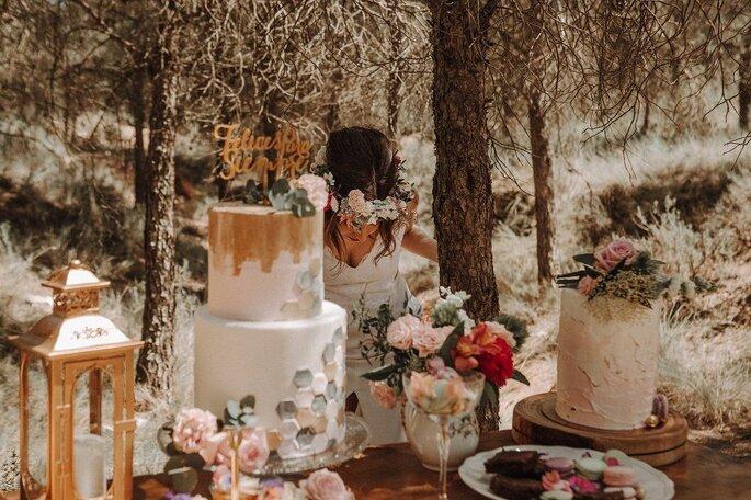 El Taller de Ana dulces y tartas de boda Huesca