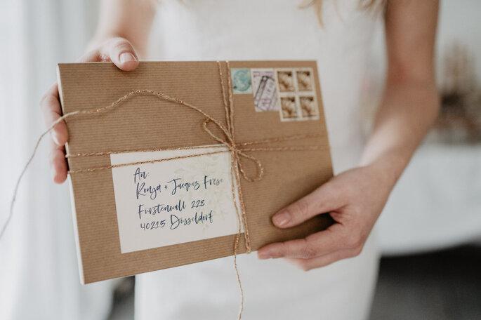 Hochzeitspapeterie von Frese Edeldesign
