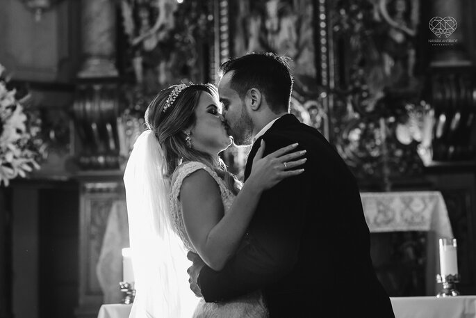 casamento clássico em Santos