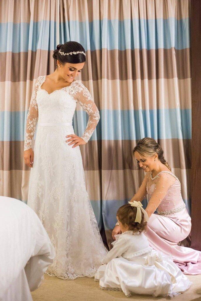 Vestido de noiva Atelier Carol Hungria