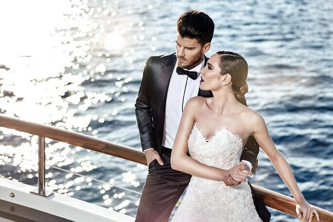 A l'Infini Mariage - Costume du marié - Région Parisienne