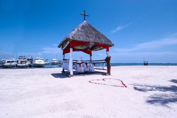 All Ritmo Cancún Resort & Waterpark hotel bodas Puerto Juárez