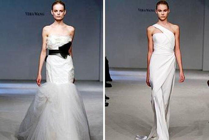 Vestidos de Noiva Vera Wang  2010