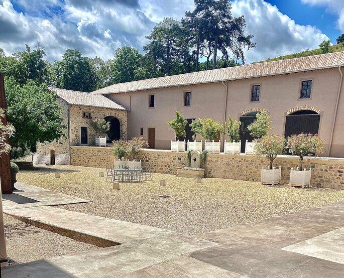 Château du Souzy - Lieu de réception - Rhône