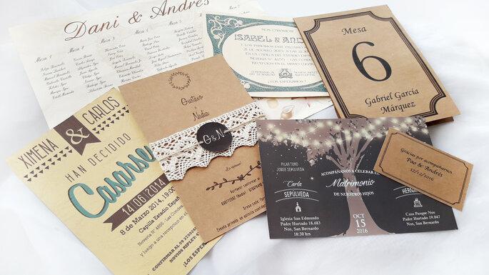Invitaciones Maqueta