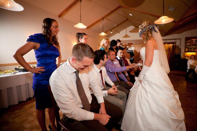 Spiele Für Die Hochzeitsfeier