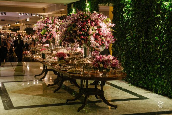 buffets e espaços casamento
