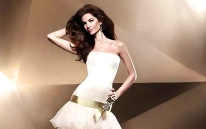 Colección de vestidos de novia Pepe Botella 2010